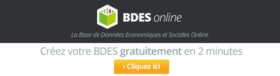 Découvrez l'offre BDES online