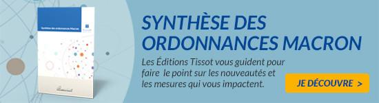 Découvrez la synthèse des ordonnances Macron
