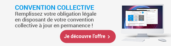 Convention collective - Je découvre l'offre