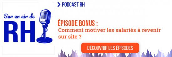 Découvrez le dernier épisode de notre podcast !