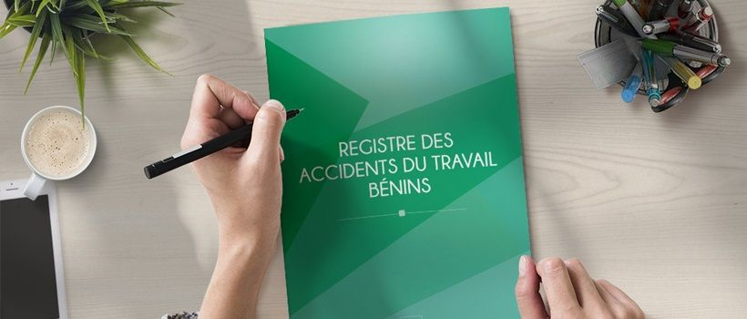 Visuel registre accidents bénins à la une