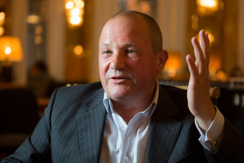Bernard Marie Chiquet