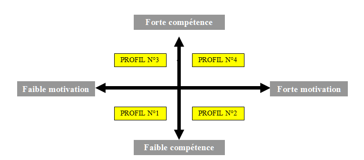 Profils de collaborateurs